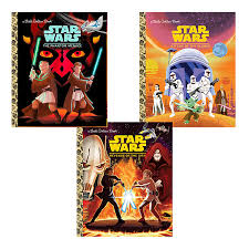 wars golden book boxed set thinkgeek