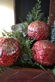 foyer all dressed for christmas cloches u0026 lavender