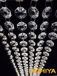 Acrylic Chandelier Beads by Clear Acrylic Trillion Diamond Charms Clear Acrylic Christmas