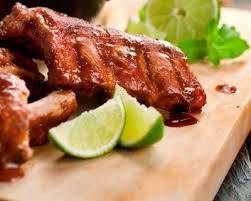 cuisiner travers de porc recette travers de porc sauce barbecue