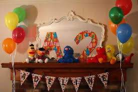 sesame decorations sesame birthday party ideas food decorations more
