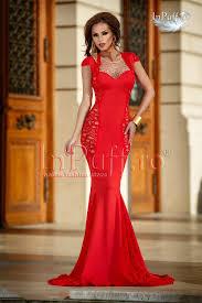 atmosphere rochii rochie eleganta stil sirena rosie