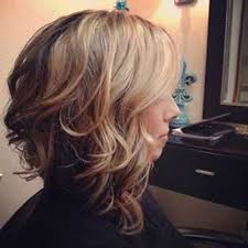 vies of side and back of wavy bob hairstyles short medium curly hairstyles short hairstyles 2016 2017