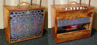 Custom 1x12 Guitar Cabinet Siegmund Midnight Special Combo Handmade Guitar Tube Amplifier