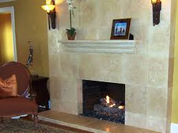 fireplace mantel tile ideas modern fireplace tile ideas for