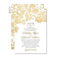 wedding card invitation sle ideas wedding card invitations rectangular shape