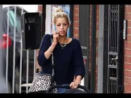 Baby On The Phone Meme - peaches geldof drops baby instead of her phone youtube