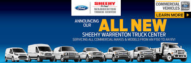 commercial truck service center in warrenton va