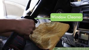 Interior Cleaner For Cars How To Clean The Interior Of Your Car With Pictures Wikihow