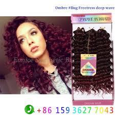 interlocking hair premium synthetic hair soft freetress braids wave croceht