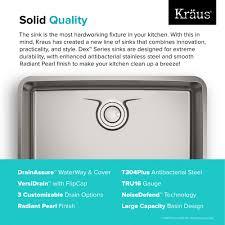 where are kraus sinks made stainless steel kitchen sinks kraususa com