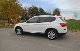 Bmw X3 Disel Suv Review 2015 Bmw X3 28d Driving