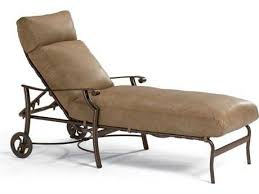Aluminum Chaise Lounge Tropitone Outdoor Chaise Lounges Patioliving