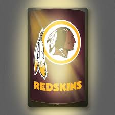 nfl motion activated light up decals washington redskins all star sports collectibles autographed