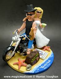 harley cake topper harley motorcycle wedding cake toppers custom wedding