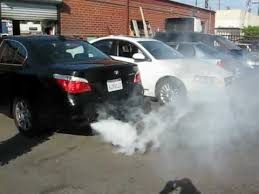 bmw e90 separator replacement bmw 525i smoke problem cvv problem part 1