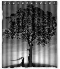 Tree Curtain 46 Best Black Tree Shower Curtain Images On Pinterest Tree