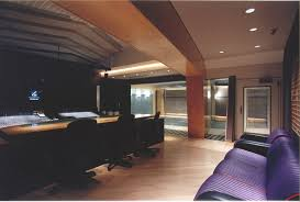Home Recording Studio Design Whitney Houston Russ Berger Design Group