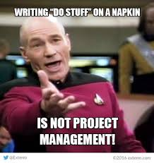 Project Management Meme - friday funnies exterro s e discovery meme series picard s project
