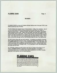 fantasy film genre conventions series of documents flaming ears digital library