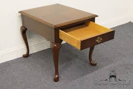 cherry end tables queen anne furniture high end used furniture pennsylvania house solid cherry