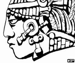 imagenes mayas para imprimir juegos de mayas imperio maya para colorear imprimir y pintar