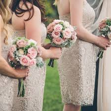bridesmaids accessories should your bridesmaids wear matching accessories brides