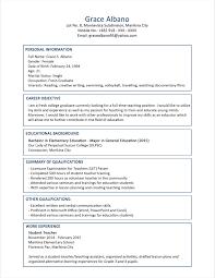 graduate resume sle resume for fresh graduate engineering pdf svoboda2