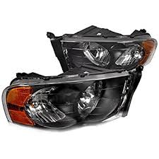 amazon black friday ram amazon com dodge ram 1500 2500 3500 pickup headlights headlamps