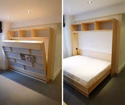 Murphy Bed Bunk Beds Diy Murphy Beds Decorating Your Small Space