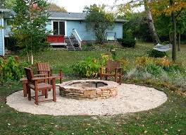 Firepit Garden Landscape Pit Pit Kit Pit Landscape Services