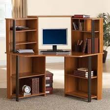 furniture corner computer desk with hutch for your home office