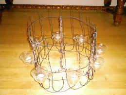 making a chandelier diy chandeliers and outdoor lighting oh my creative 17 best images
