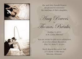 Wedding Invitation Cards Sample Of Wedding Invitation Cards Festival Tech Com