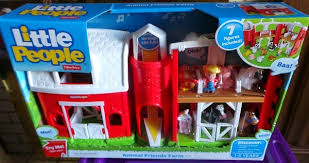 Fisher Price Little People Barn Set Fisher Price Little People Animal Friends Farm Detailed Review On