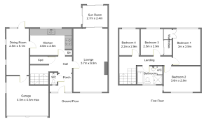 Free House Floor Plans Blank House Floor Plans Templates Free Home Design Ideas Images