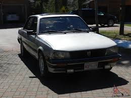 peugeot 505 coupe 505 turbo