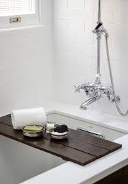 Clawfoot Bathtub Caddy Beautiful Tub Caddy Inspiration For Bathroom Contemporary