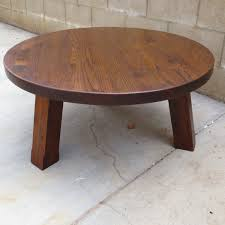 circular coffee table stratus round only at small oak ped thippo