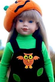 Pin Katie Colvin Halloween Costumes 51 Magic Attic Dolls Images Attic Doll