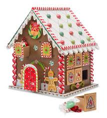 advent calendar gingerbread house advent calendar hearthsong