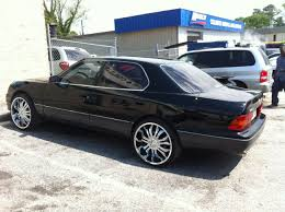 lexus ls400 95 ucf11 ls 400 running on four cylinders clublexus