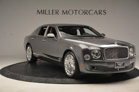 matte black bentley mulsanne 2011 bentley mulsanne stock 6964 for sale near greenwich ct