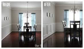 Pictures Of Wainscoting In Dining Rooms Remodelaholic Diy Wainscoting Tutorial
