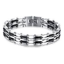fashion bracelet designs images Wholesale stainless steel mens designer fashion bracelet jc jpg