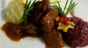 cuisiner le chamois civet de chamois recette valdoitaine