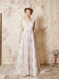 non white wedding dresses colorful wedding dresses from 2016 collections inside