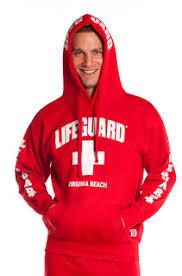 kids lifeguard pullover hoodie sweatshirt