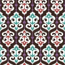 fabric ornament seamless pattern royalty free cliparts
