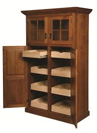 Kitchen Pantry Cabinet Design Ideas Wooden Pantry Storage Design The Classic Storage Design With Good
